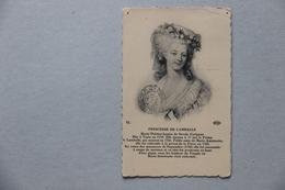 Princesse De Lamballe (Marie-Thérèse-Louise De Savoie Carignan) - Femmes Célèbres