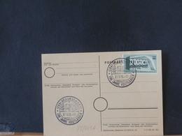 78/805A CP ALLEMAGNE  OBL. 1956 - [7] République Fédérale