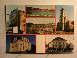 St Etienne - Terrenoire - Vues Diverses - Saint Etienne