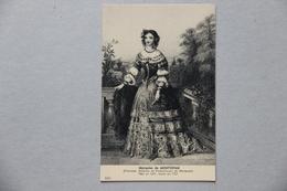 Marquise De Montespan (Françoise Athénaïs De Rochechouart De Mortemar) - Femmes Célèbres