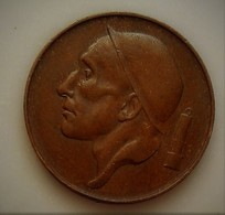 BELGIQUE 50 CENTIMES 1953      (B12 02) - 1951-1993: Baudouin I
