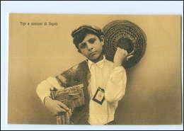S2227/ Tipi E Costumi Di Napoli  Italien AK Ca.1910 - Non Classés