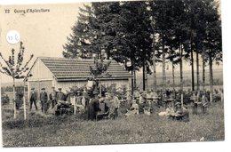 Hachy Pres Arlon Pensionnat Des Freres  Cour D Apiculture - Belgium