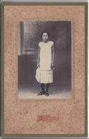 SIAM Bangkok Photo De Kiang Yong 1930 D'une Femme Siamoise Thailandaise Thailande Asie Femme Asiatique Indochine - Personnes Anonymes