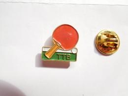 Beau Pin's , Tennis De Table , TTB - Tennis De Table
