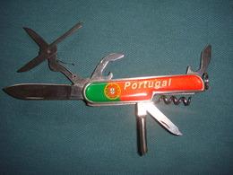 Couteaux Mulifonction Portugal - Knives