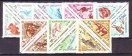 South Arabia Fauna Animals Mi No 177-90 MNH - Briefmarken