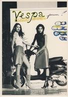 "PUBBLICITA' ADVERTISING CARTOLINA PROMOCARD ""VESPA"" - N°2916 - Advertising"