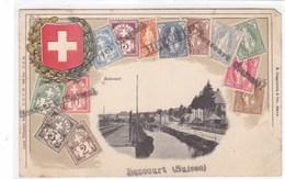 Suisse - Boncourt - Switzerland