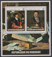 1974. Rép. Du Burundi. COB N° BL79 **, MNH. Cote 2018 : 4 € - Burundi