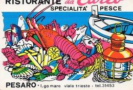 Pesaro - Ristorante Da Carlo - Pesaro