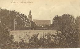 5 ZELE : Zicht Op De Kerk - Zele