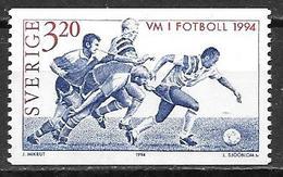 Suède 1994 N°1805 Neuf Coupe Du Monde De Football - Suecia