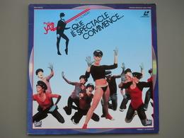 LASERDISC - PAL VF - Que Le Spectacle  - Roy Scheider, Jessica Lange - Autres Collections