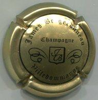 CAPSULE-CHAMPAGNE BERGERONNEAU James N°04 Or - Champagne