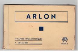 ARLON 10-carte-vues  SERIE 2 ALBERT - Arlon