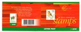Ireland Ierland Eire 2002 R MNH Booklet Birds Oiseaux Vogels Vögel Pájaros Ptitsy Passarinhos Ptáci Chaffinch Goldcrest - Songbirds & Tree Dwellers