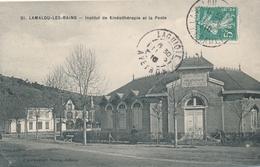CPA - France - (34) Hérault - Lamalou Les Bains - Institut De Kinesithérapie Et La Poste - Lamalou Les Bains