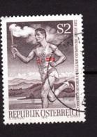 1972 Österreichischer Fackellauf, Österreich  Gebraucht - Sommer 1972: München