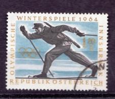 1964  Olympische Winterspiele Innsbruck, Österreich, Biathlon, Gebraucht - Winter 1964: Innsbruck