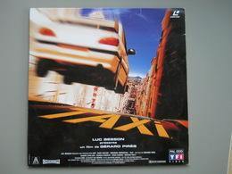 LASERDISC - PAL VF - Taxi  - Frédéric Diefenthal, Samy Naceri, Marion Cotil - Autres Collections