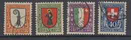 Switzerland 1923 Pro Juventute 4v Used (44119H) - Pro Juventute
