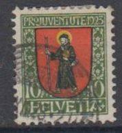 Switzerland 1923 Pro Juventute 10C Used (44119J) - Pro Juventute