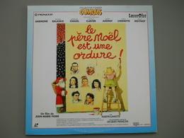 LASERDISC - PAL VF - Le Père Noël Est Une Ordure - Anémone, Josiane Balasko, Marie-Anne Chazel - Autres Collections
