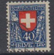 Switzerland 1923 Pro Juventute 40C Used (44119K) - Pro Juventute