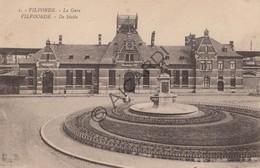 Postkaart/Carte Postale VILVOORDE Gare - Statie  (Williscotte-Marcinelle) (C540) - Vilvoorde