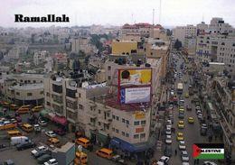 1 AK Palästina Palestine * Blick Auf Ramallah - Eine Stadt In Den Palästinensischen Autonomiegebieten Im Westjordanland - Palästina