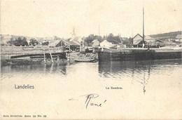 Landelies NA18: La Sambre 1903 - Montigny-le-Tilleul