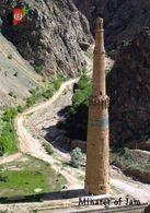 1 AK Afghanistan * Minarett Jam Erbaut Im 12. Jh. Das Zweithöchste Backstein-Minarett D. Welt 2002 UNESCO Weltkulturerbe - Afghanistan