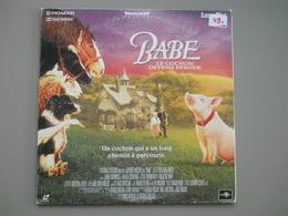 LASERDISC - PAL VF - Babe, Le Cochon Devenu Berger - Autres Collections
