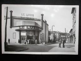 DRANCY  CINEMA  LUXOR - Drancy