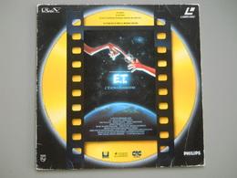 LASERDISC - PAL VF - E.T. L'extra-terrestre - Steven Spielberg - Autres Collections