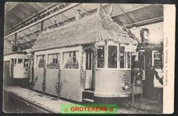 DEN HAAG Wedstrijd Voor Versierde Tramwagens 1908 (Wilhelmina 10 Jaar Koningin) Logement 't Rustende Paard - Den Haag ('s-Gravenhage)