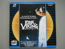 LASERDISC - PAL VF - Erik Le Viking - Autres Collections