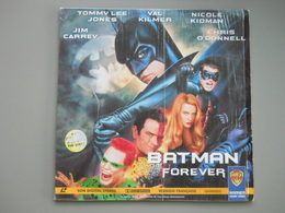 LASERDISC - PAL VF - BATMAN Forever - Tommy Lee Jones - Nicole Kidman - Autres Collections