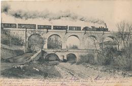 CPA - France - (34) Hérault - Lamalou Les Bains - Pont Carrel - Lamalou Les Bains