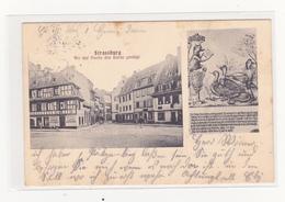 Strassburg Wo Der Fuchs Den Enten Predigt - Strasbourg