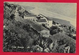 CARTOLINA VG ITALIA - ALI TERME (ME) - Terme Granata - 10 X 15 - 1957 AMB MESSINA SIRACUSA - ADRANO - Messina