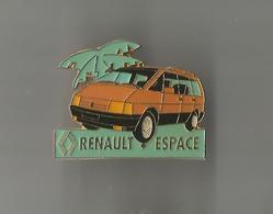Pin's Renault Espace - Renault