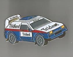 Pin's Trident (rallye) - Rallye