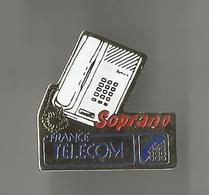 Pin's Soprano France Télécom - France Telecom