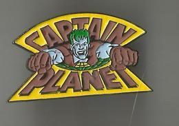 Pin's Captain Planet - BD