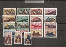 Nouvelle -Calédonie ( 259/277 XXX -MNH) - New Caledonia