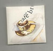 Pochette , Préservatif Soft , CAFE BRANCHE , 3 Scans - Advertising