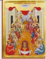 Jesus Apostles The Descent Of The Holy Spirit 89/66 Mm - Saints