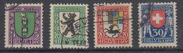 Switzerland 1925 Pro Juventute 4v Used (44121A) - Pro Juventute
